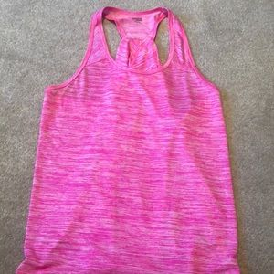 Workout tank with Dryfit
